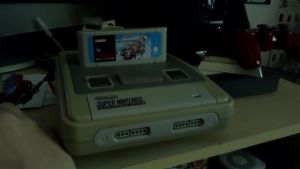 My Super Nintendo And Super Mario Kart by Collioni69