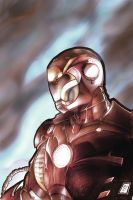 iron man color theory by weshoyot
