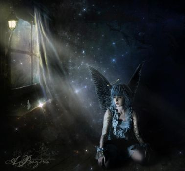 In the dark there is light by Aegils