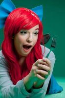 Princess Ariel Cosplay - A Dinglehopper! by SparrowsSongCosplay