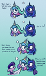 Royal Scheduling by Foxy-Noxy