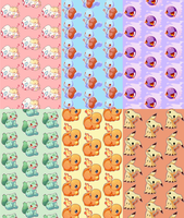 FREE Pokemon Phone Wallpapers by SeviYummy