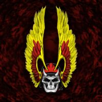 Hells Angels Front View by dreylor