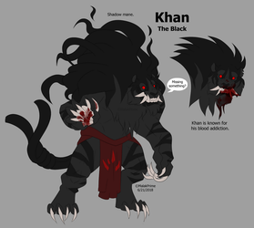 Khan the Black by MalakPrime