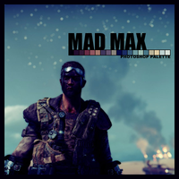 Mad Max Palette by barbarycoast