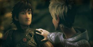 Hiccup, is that you? by 1JoyDreamer