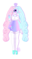 [ cotton candy hair ] by hello-planet-chan