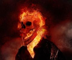 GHOST RIDER by suspension99