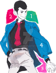 Lupin the Third Part IV by blue-cube