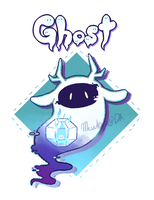 Ghost (Auction)(OPEN) by Mewkyz