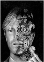 Two Face by donchild