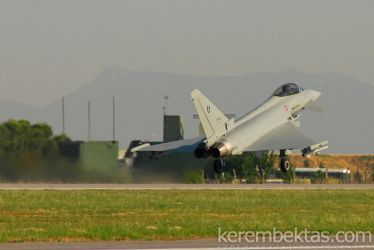 Italy Air Force MM7306 by keremizmir