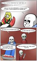 undertale green Chapter 2 Page 28 by FlamingReaperComic