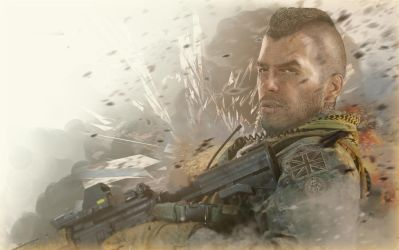 COD Wallpaper 1440x900 by onyxcomix