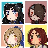 Icon Commissions by KiraVonMeow
