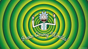 Peace among worlds folks wallpaper 1080 by Vitaliy-Klimenko