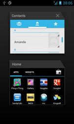 Android 4.0 Multitasking Redesign - Mockup by bluefisch200