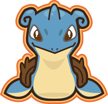 Lapras by PiNkOpHiLiC