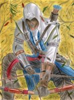 Connor Kenway (Assassin's Creed III) by danielcamilo