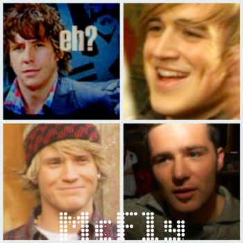 McFly icons collage by mrs-cesc-fabregas