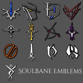 SBExt///FACTION EMBLEMS by KnightSlayer115