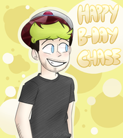 the birthday bro II Chase Brody by Puppyrelp