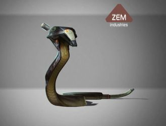 Snake-ZEM_Industries by Niconoff