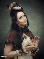 Here is the key ...            steampunk by S-T-A-R-gazer