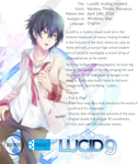 [VN] Lucid9: Inciting Incident available for free by FallenSnowStudios