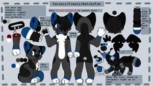Corvuss Reference February 2017 by WolfiesArk