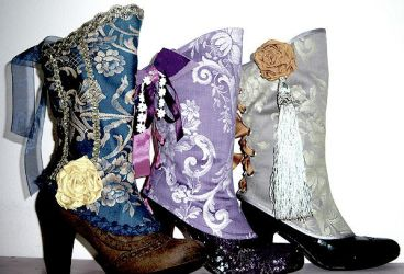 Spats French Collection by MAIDESTREASURIES