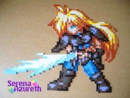 Slayers Gourry Bead Sprite by SerenaAzureth