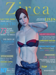 Zirca Magazine April Issue by elmjuniper