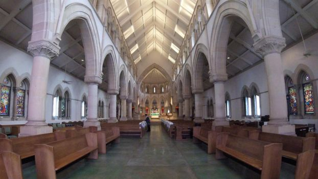 St Peter's Cathedral, Honolulu, Hawaii by stuckart