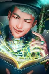 [BTS] Wizard RapMon by sakuyasworld