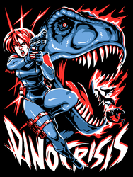 Dino Crisis - You're Extinct by Kaigetsudo