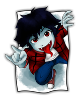 Marshall Lee by KevinWerty