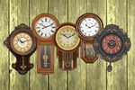 Pendulum clocks by RobDebo