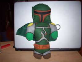 Baby Boba plushie by Caranth