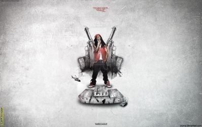 Lil Wayne Ident Fall 09 Wall by crymz