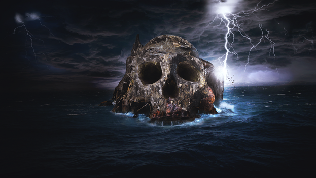 Skull Island by CosteaCC