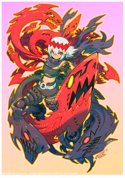 Dragon : Marked for Death by Tomycase