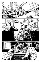 Deadball- noir comic test page by carbono14