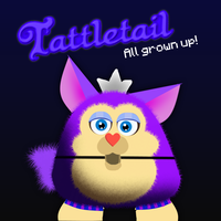 Tattletail All Grown Up! by SpringlesSprangles