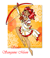 Gift: Sailor Sanguine Moon by caleigh