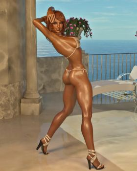 Casey Reed 128 by Cosmics-3D-Angels