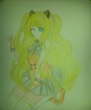 SeeU Vocaloid by APPLE-NYAN6