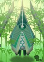 Celesteela - The virgin of bamboo
