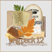 PNG PACK 12 by ChantiiGG