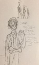 Satellite City OC - Cassius by Loveshot36